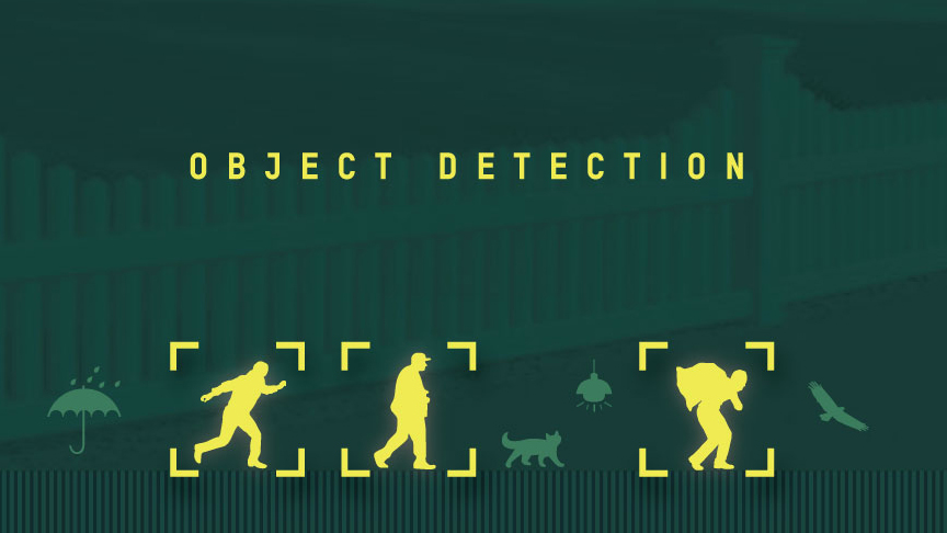 Object detection by deep learning