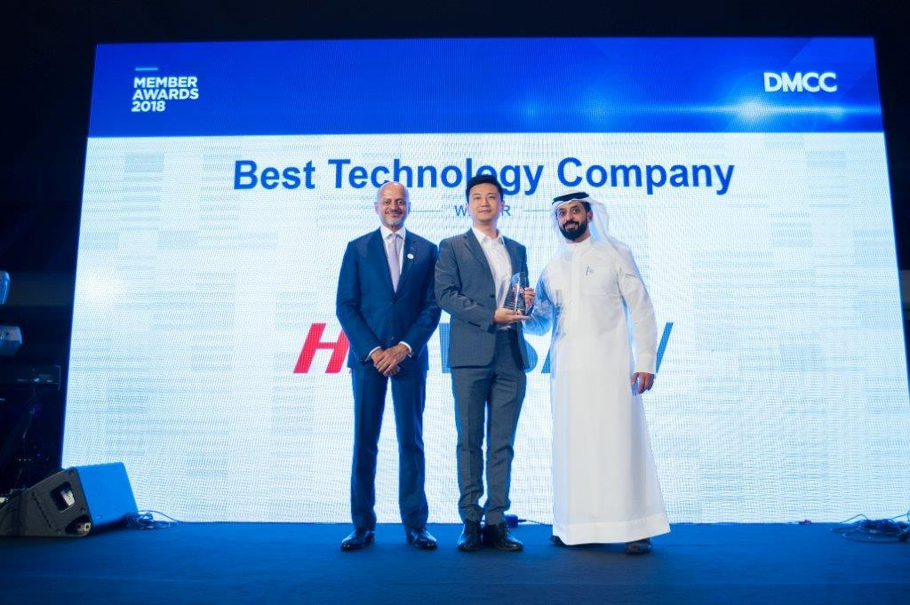 Hikvision Awarded Best Technology Company by DMCC
