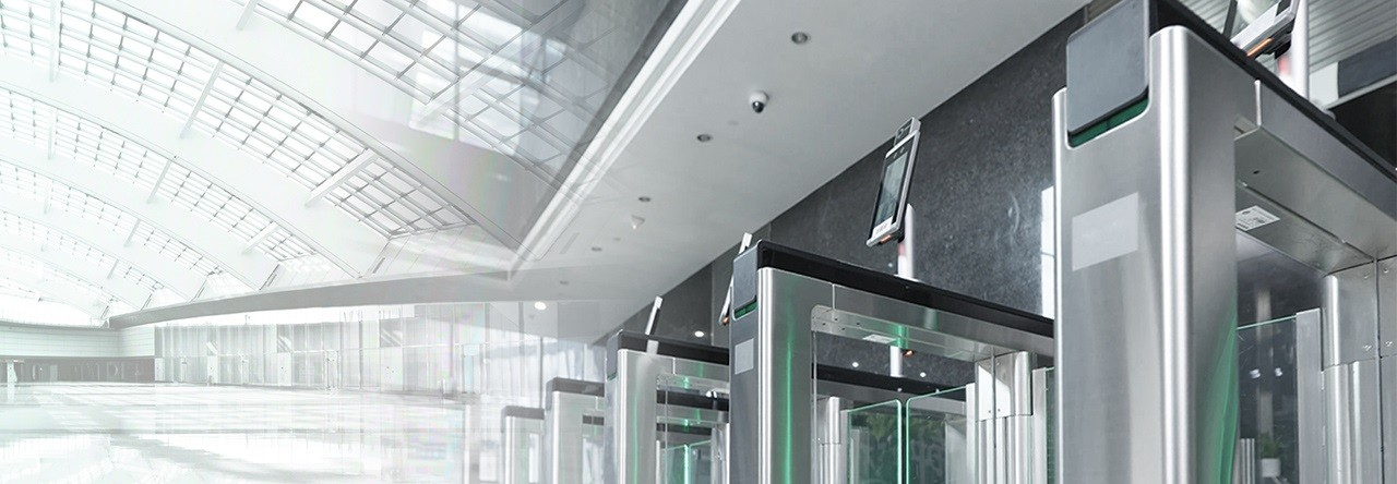 Hikvision Speed Gate and Turnstiles